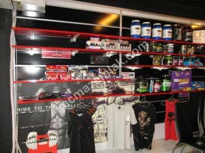 Dumankaya Cadde'de Satılık Dükkan 17