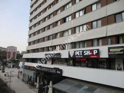 Dumankaya Cadde'de Satılık Dükkan 12