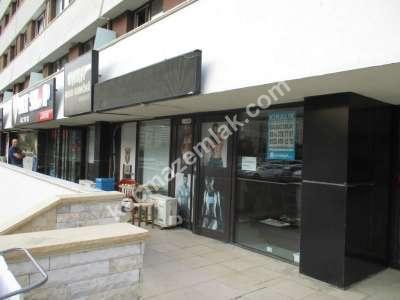 Dumankaya Cadde'de Satılık Dükkan 15