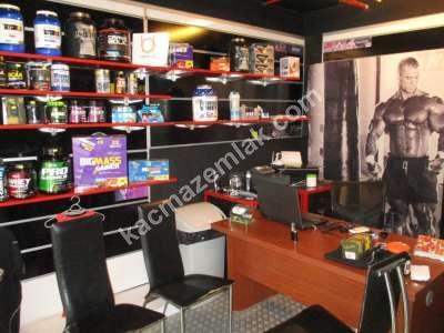 Dumankaya Cadde'de Satılık Dükkan 2