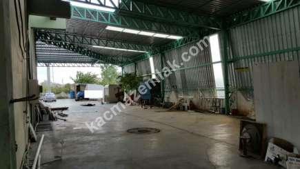 Antalya Döşemealtı'nda Acil Satılık Fabrika Binası 4