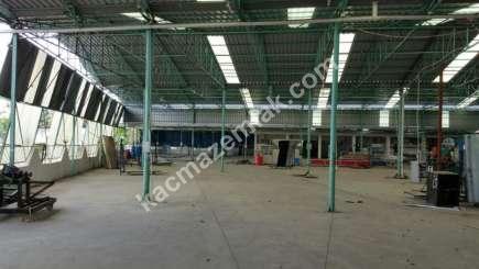 Antalya Döşemealtı'nda Acil Satılık Fabrika Binası 7