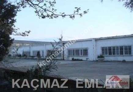 Tuzla Organize De Tem' E Cepheli Satılık Fabrika 9