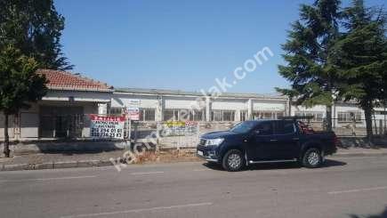 Tuzla Organize De Tem' E Cepheli Satılık Fabrika 1