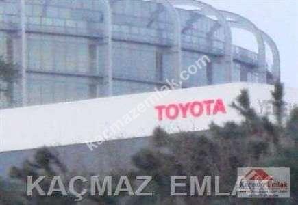 Tuzla Organize De Tem' E Cepheli Satılık Fabrika 12