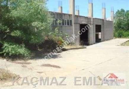 Tuzla Organize De Tem' E Cepheli Satılık Fabrika 8