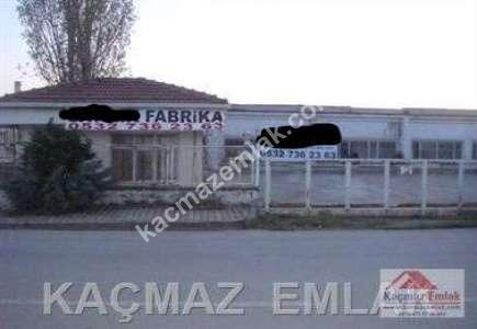 Tuzla Organize De Tem' E Cepheli Satılık Fabrika 11