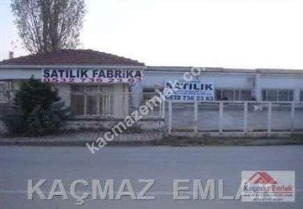 Tuzla Organize De Tem' E Cepheli Satılık Fabrika 4