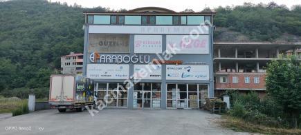 Trabzon Erzurum Yolu Üzerinde Kira Gelirli Komle İşyeri 31