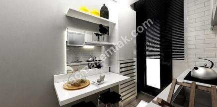 Kocaeli İzmit Merkezde Satılık Yeni Lüks Apart Otel 4
