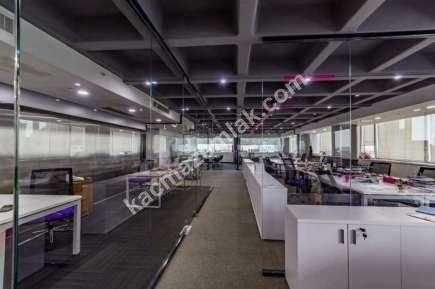 Şişli' De Plazada 7.200 M2 Satılık Katlar 2