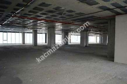 Şişli' De Plazada 7.200 M2 Satılık Katlar 3
