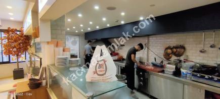 Trabzon Maraş Caddesinde Devren Satılık Restoran 16