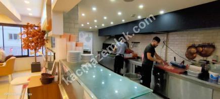 Trabzon Maraş Caddesinde Devren Satılık Restoran 4