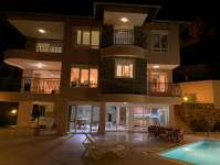 Alanya Bektaş Ta Satılık Eşyalı Villa