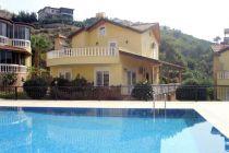 Alanya Kargıcak Mahallesinde Satılık 3+1 Müstakil Villa