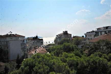 Altıntepe Sahil De Deniz Manzaralı Ön Cephe 3+1 18