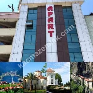 Trabzon Merkezde Ev Rahatlığında 2+1 Günlük Kiralık 13