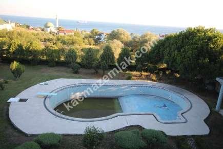 Gürpınar Da Deniz Manzaralı Havuzlu 4 Katlı Villa 7