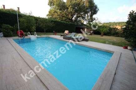 Sarıyer Kilyosta Havuzlu, Eşyalı 3 Katlı Müstakil Villa 1