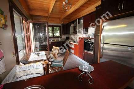 Sarıyer Kilyosta Havuzlu, Eşyalı 3 Katlı Müstakil Villa 20