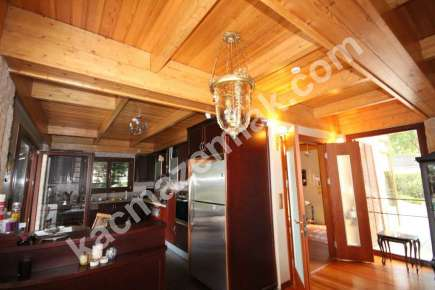 Sarıyer Kilyosta Havuzlu, Eşyalı 3 Katlı Müstakil Villa 9