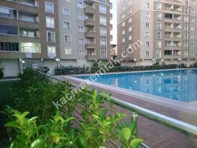 Panayır Mah Rumeli Evleri Satılık Havuzlu Kombili Daire