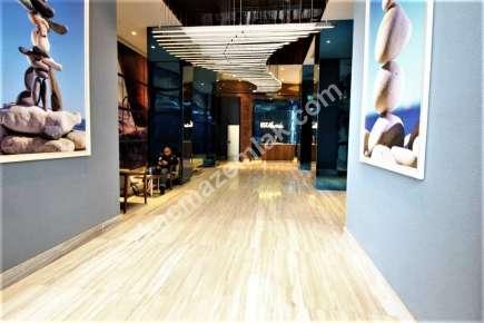 İstmarina'da Satılık Deniz Manzaralı Eşyalı Home Ofis 24