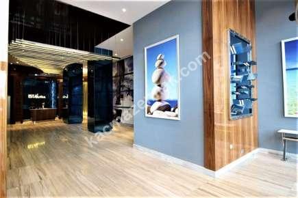 İstmarina'da Satılık Deniz Manzaralı Eşyalı Home Ofis 22