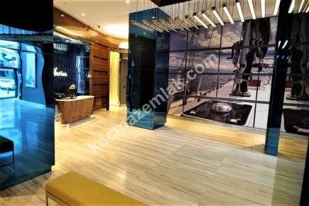 İstmarina'da Satılık Deniz Manzaralı Eşyalı Home Ofis 21