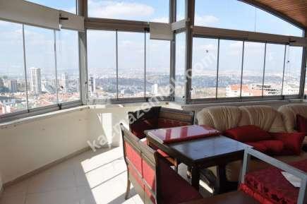 Ankara Çankaya,Kırkkonaklar Satılık 7+1 Dubleks Daire 39