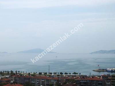 Bostancı Sahilde Satılık Site İçi Deniz Manz Dubleks 1
