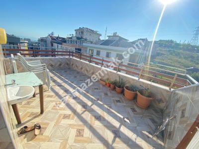 Ortadağ Fatih Mh.teraslı Geniş 3+1 Çatı Dublex Daire 24