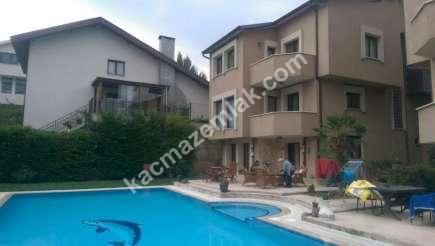 Nilüfer İlçe Beşevler Mah Satılık 4 Adet Tripleks Villa 1