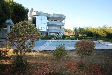 Gürpınar Da Deniz Manzaralı Satılık Lüks Villa 14