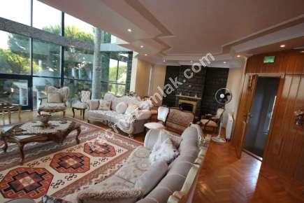Gürpınar Da Deniz Manzaralı Satılık Lüks Villa 19