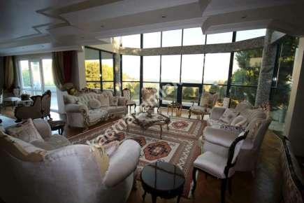 Gürpınar Da Deniz Manzaralı Satılık Lüks Villa 17