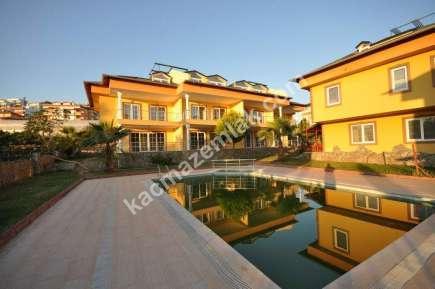 Alanya Denize Sıfır Satılık Yazlık Lux Villa