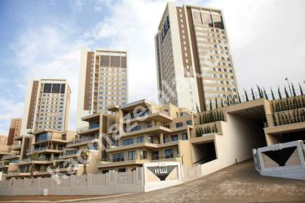 Teknik Yapı Uprise Elite Residence