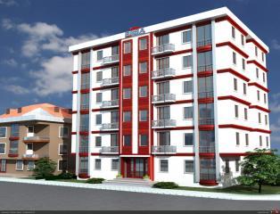 249,94 m2 arsa üzerine çift daire yapılmış benim dairem kaç metredir ?