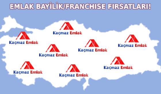 Türkiye Genelinde Emlak Bayiliği Fırsatı !